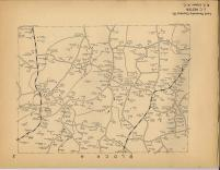 Map Image 001, Alamance County 1954